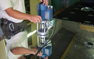 Coupe et façonnage en atelier